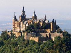 Burg Hohenzollern, Hechingen